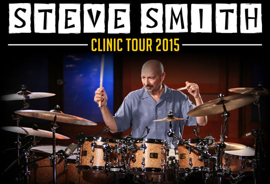 steve smith drum clinic