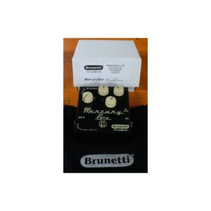 Brunetti Mercury Box Distortion