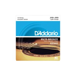 D'Addario EZ940 light 12