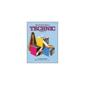 Tecnica Livello 2 WP217I J.Bastien