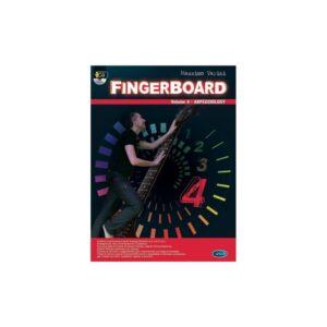 Massimo Varini - Fingerboard Vol. 4 Arpeggiology ML3586