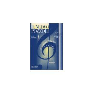 Il Nuovo Pozzoli vol.1 solfeggi parlati e cantati cd audio ER2951