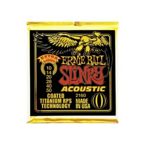 Ernie Ball Slinky Acoustic Guitar Strings extra light