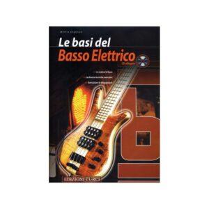 Le Basi del Basso Elettrico + cd Martin Engelien Ec 11644