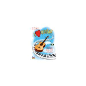 I Love Guitar Vinciguerra-Paradiso + cd ec11798