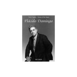 Placido Domingo NR139785 Voce d'Opera