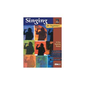 Singing For Beginners +cd F.Banda