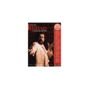 Arie per Basso Vol.3+cd NR139102