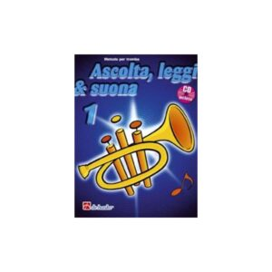 Ascolta Leggi & Suona 1 Tromba +cd