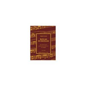 Manuale di Solfeggio Vol.Primo M.Fulgoni