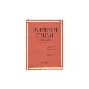 Clavicembalisti Italiani 9 Composizioni ER2463