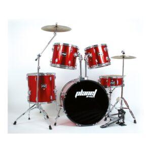 Planet Drum DBJ5032 Metallic Red