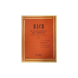 Il Clavicembalo Ben Temperato Vol.1 J.S.Bach ER2375
