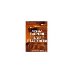 Basso Elettrico Metodo Rapido H.Bendler EA2620