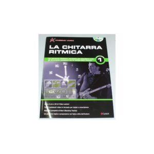 La Chitarra Ritmica Vol.1 + DVD Video+Rom M.Varini