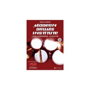 Modern Drums Institute Livello Intermedio-Avanzato MB386 + DVDR.Turco