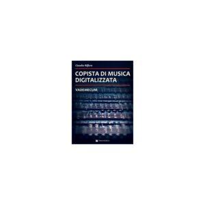 Copista di Musica Digitalizzata Vademecum MB603 Claudio Riffero