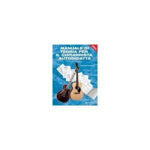 Manuale di Teoria Per il Chitarrista Autodidatta P.Bontempi MB252