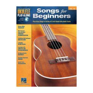 Songs For Beginners Ukulele HL00129009