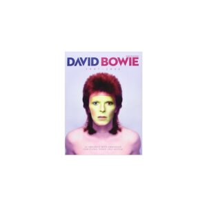 David Bowie 1947-2016 piano/vocal/guitar