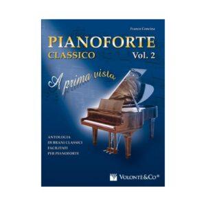 Pianoforte Classico Vol.2 F.Concina MB417