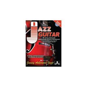 Jazz Guitar Vol.1 J.Aebersold con 2 CD MB632