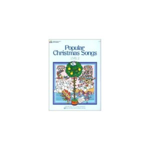 Popular Christmas Songs Bastien WP222