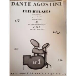 Dèchiffrages Letture a Prima Vista Vol.1 Dante Agostini