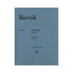 Bartok Fur Kinder Band 1 HN1225