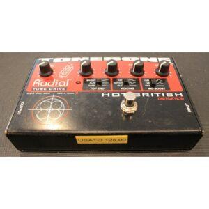 Radial Tonebone Hot British USATO cod. 21620