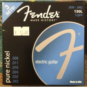 Feder 150L 3-Sets Electric Guitar Strings Set