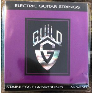 Guild M5420 Flatwound Electric Guitar Strings Set