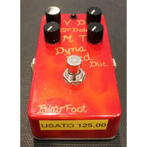 BearFoot FX Dyna Red Distortion USATO cod. 31820