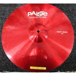Paiste Colo Sound 900 Crash 17 USATO cod. 48020