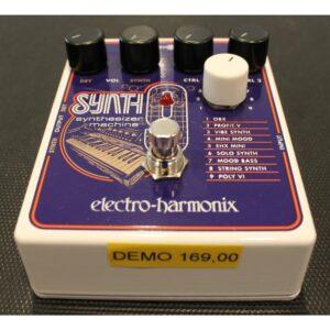 Electro Harmonix Synth9 Synthesizer Machine EX DEMO